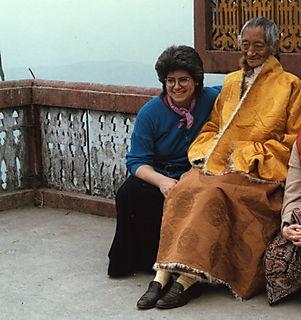 Kalu Rimpoche, Tibetal Lama, Kathmandu