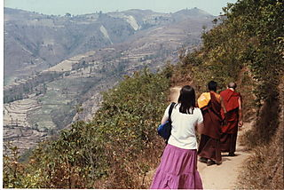 Trangu Rinpoche, Mountains of Darjeeling