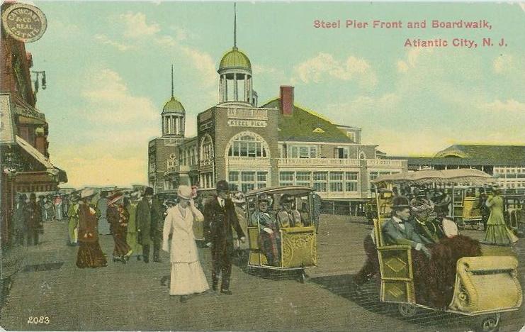 Atlantic cityboardwalk 1910 circa