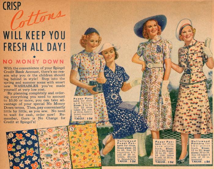 Spiegel 1938 cotton blog
