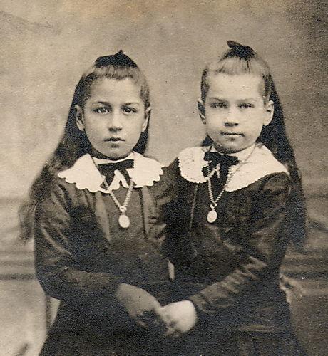 Lena and Hattie.
