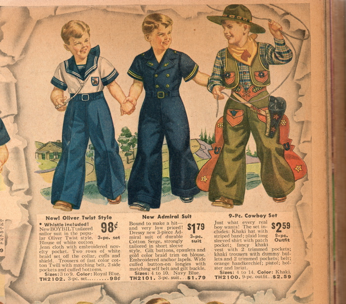 Spiegel 1938 boys outfit blog