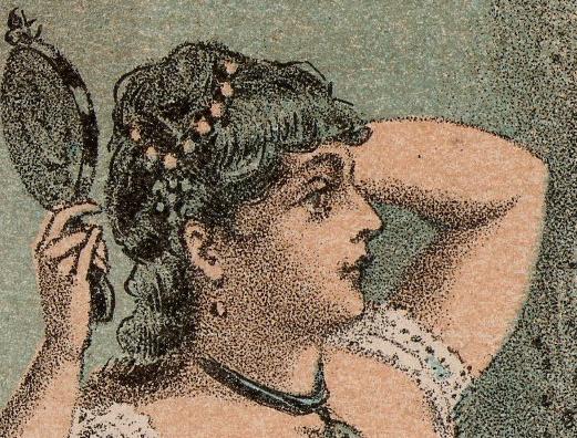Eureka health corset detail blog