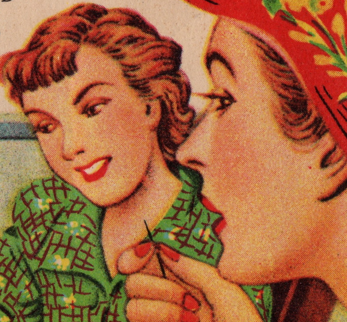 Happy home needle book detail blog