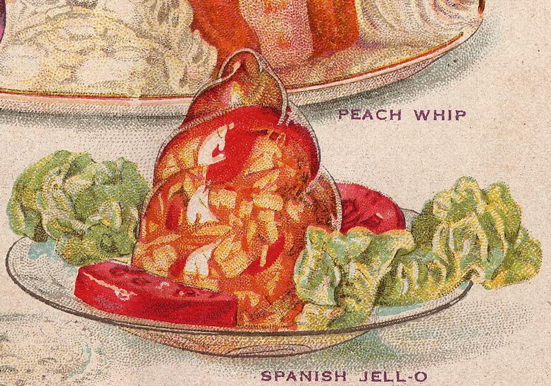 Spanish jello detail blog