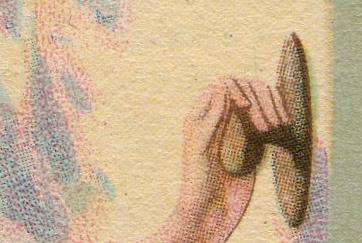 Jello a door hand detail