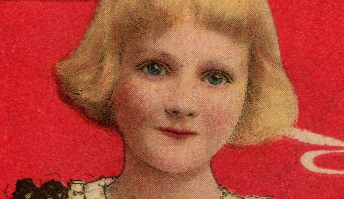 Jello girl red detail blog