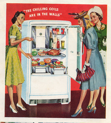 Frigidaire, the chilling coils