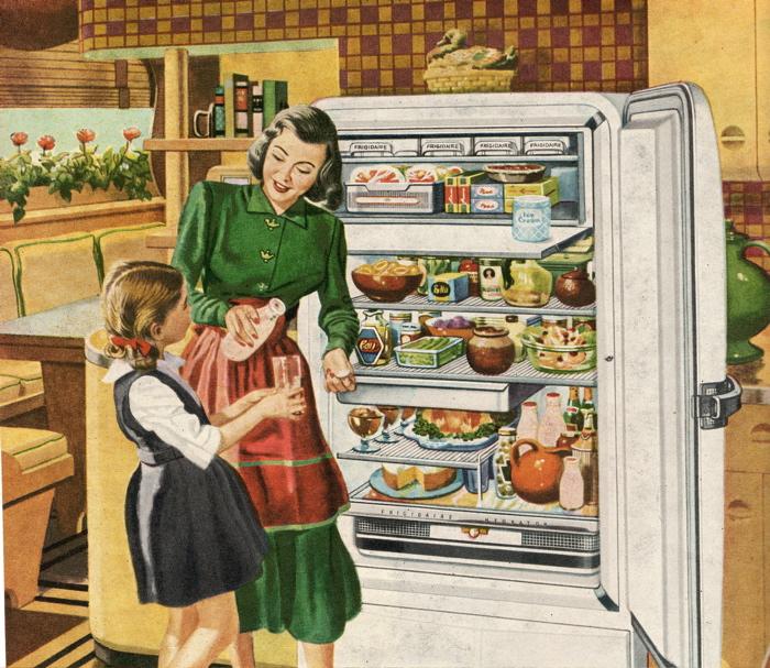 Frigidaire 1948 H&G blog