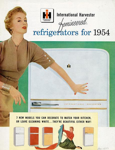 Frige H&G femineered 1954