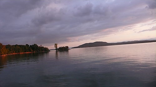Lake champlain, ferry, charlotte vermont, essex ny