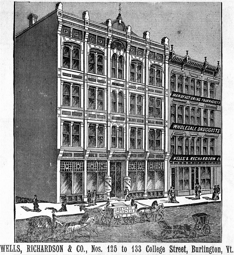 Wells:richardson building blog