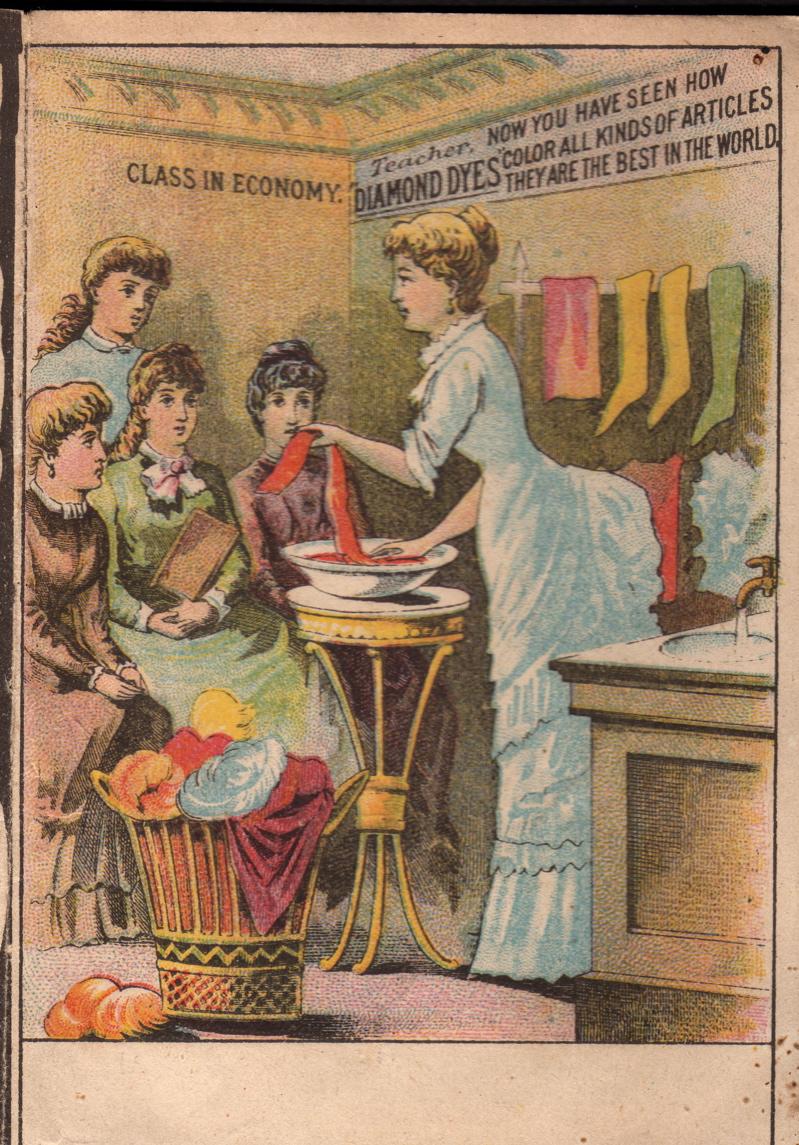 Diamond dyes class blog