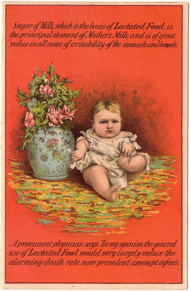 Lactated orange baby blog