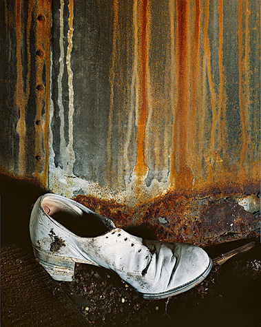 Christopher Barnes, Forgotten Elis Island, Nurse's Shoe