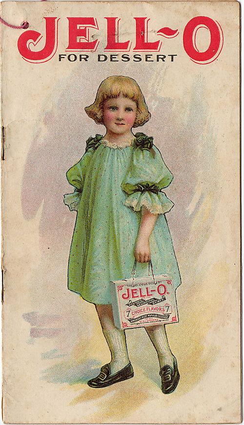 Jello for dessert cover blog