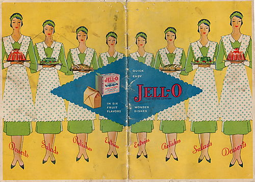 Jello wonder dishes cover