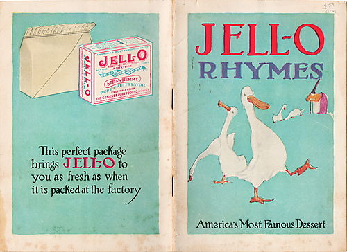 Jello rhymes lucille patterson marsh blog