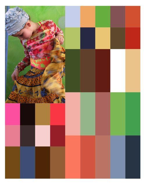 Color fields wg