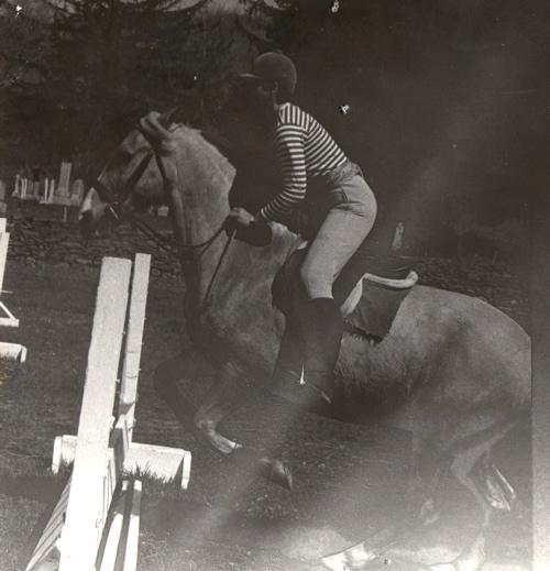 Liza riding blog