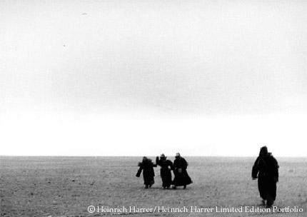 Dalai Lama, Heinrich Harrer, escape from tibet