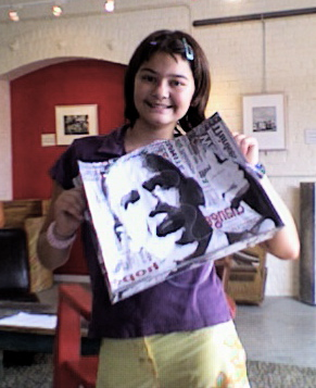 SPY with obama bag