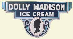 Dolley madison icecream