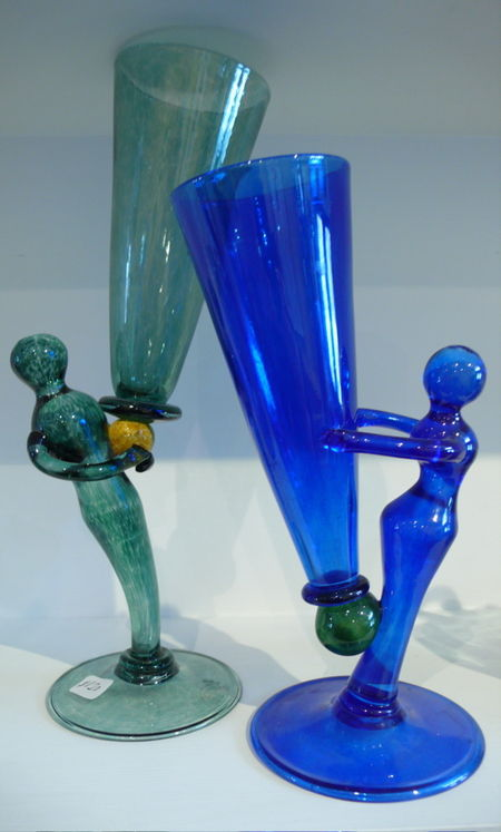 AO! glass, people goblets blog