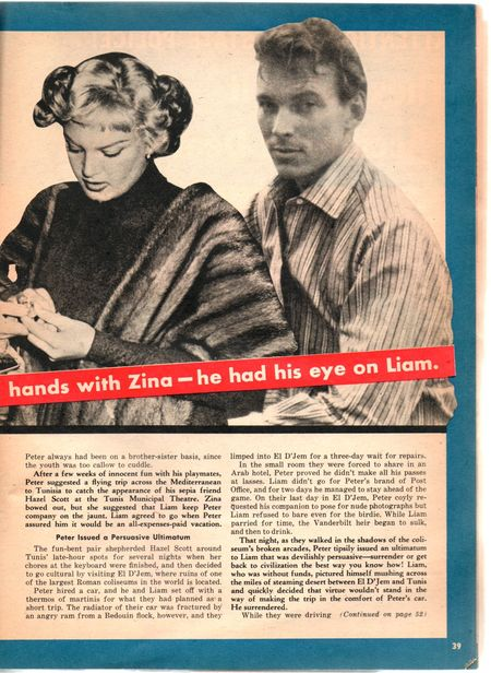 3 Zina Rachevsky, LIam Barker, Peter Howard, Vanderbilt heir, gay scandal 1956, confidential magazine