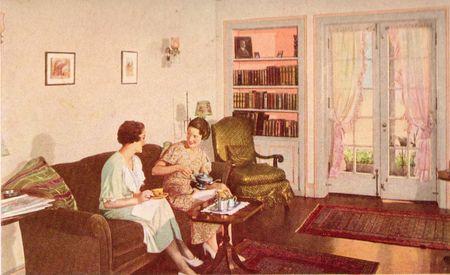 Sherwin williams the new decorator, 1934