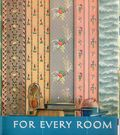 Sherwin wiliams, rockwell kent, home decorator and color guide, 1939 wall paper for every room