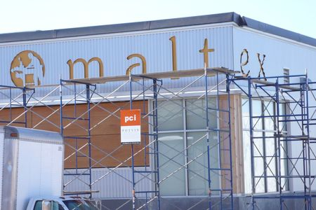 Maltex wing construction feb 2010