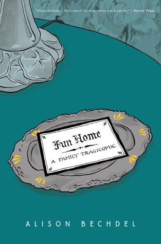 FunHome, Alison Bechdel