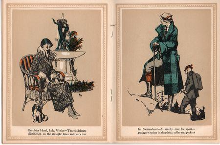 Hart schaffner marx, coats for women 1924, Exceslior Hotel Lido venice, in switzerland coat hiking,
