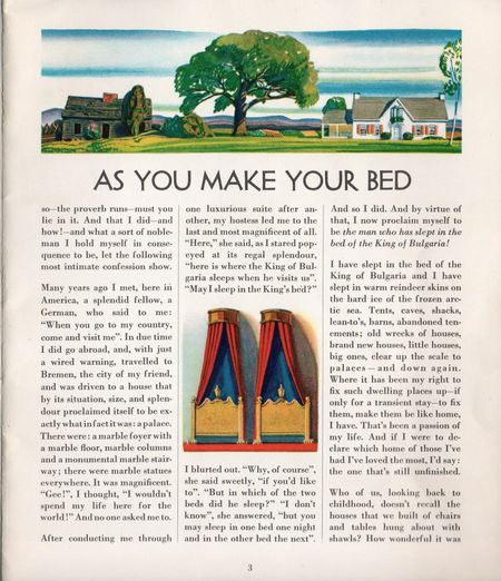Rockwell Kent, sherwin williams paint, home decorator and paint guide, 1939, p