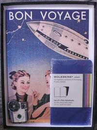 Keepsake card kit bon voyage needle kit