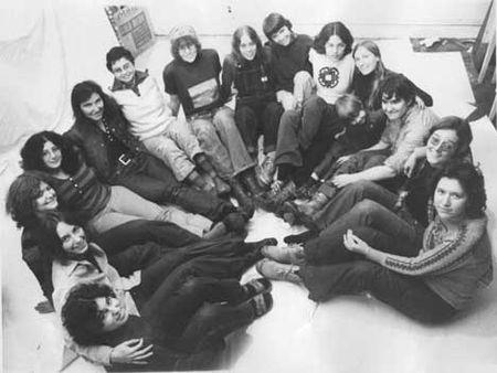 Chicago women's graphics collective circa 1975