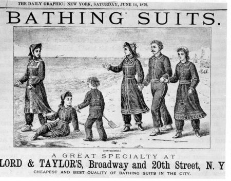 Lord & Taylor, bathing suits, june 14 1879