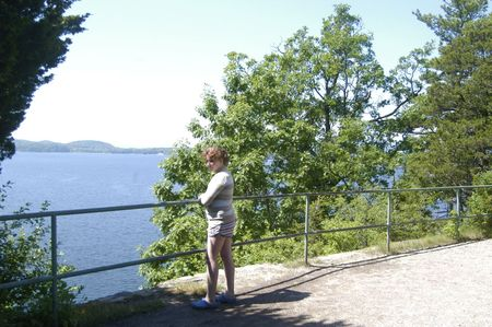 G at red rocks, view at red rocks, south burlington vermont, lake champlain