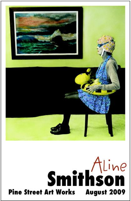 Aline postcard