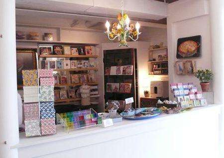 Small Equals at Art Hop. Smallest shop in Burlington Vermont