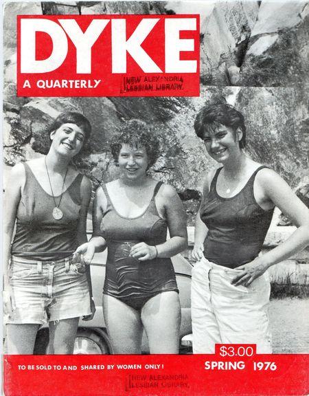 DYKE A Quarterly-No2 cover