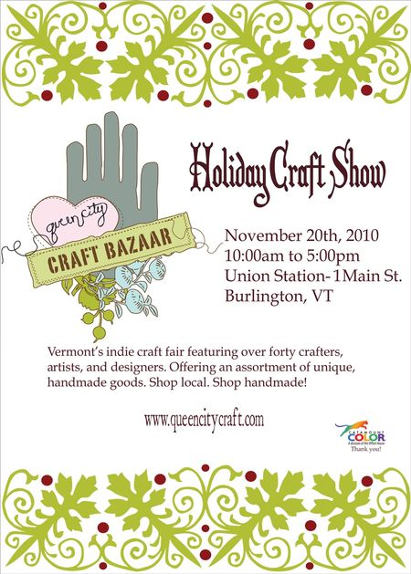 queen city craft fair burlington vermont