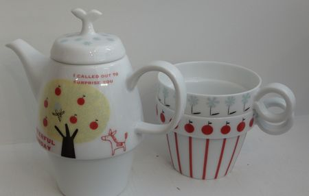 Tea for two wonderful sunday shinzi katoh