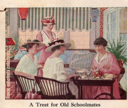 Jello -a treat for old schoolmates cowan ephemera collections