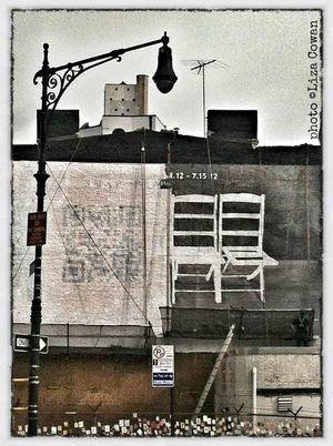 Photo Liza Cowan, barneys new york billboard 2012