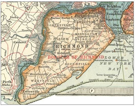 Staten island circa 1900 New York City (New York, United States) _ Introduction -- Britannica Online Encyclopedia