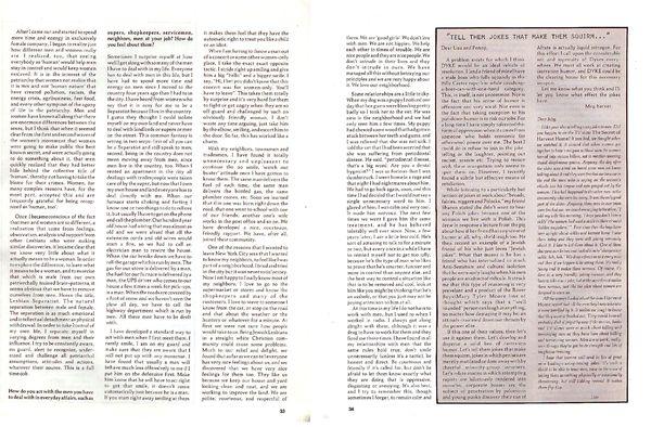 Dyke A Quarterly, Separatist Symposium, 1978 p 33, 34