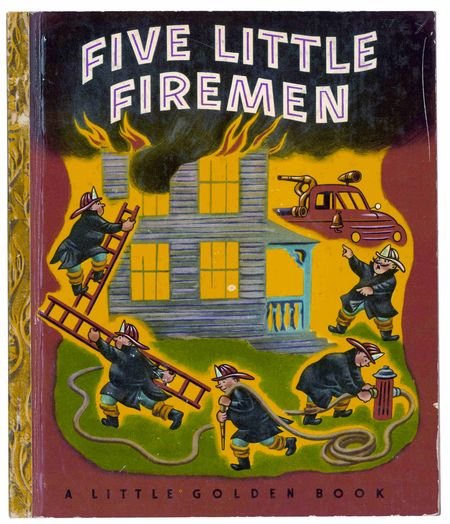 Tibor gergely five little firemen