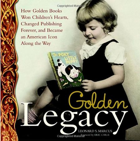 Golden Legacy; How Golden books won children's hearts